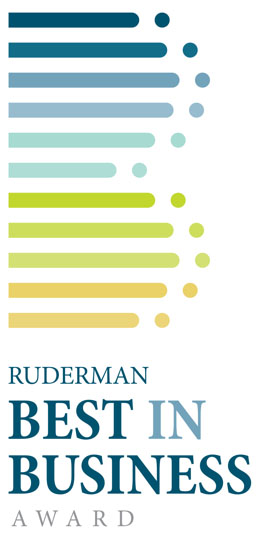 The Ruderman Best in Business Award