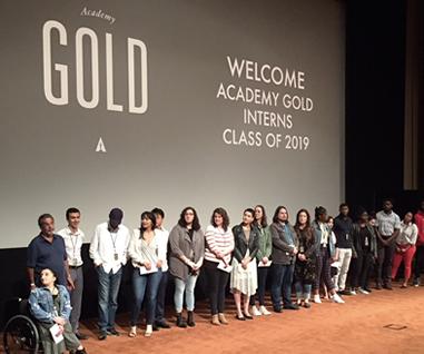 Academy Gold Program Partnership