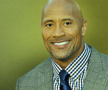 Dwayne Johnson Joins Our Fight