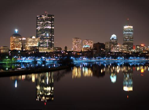 Boston's Shining Example