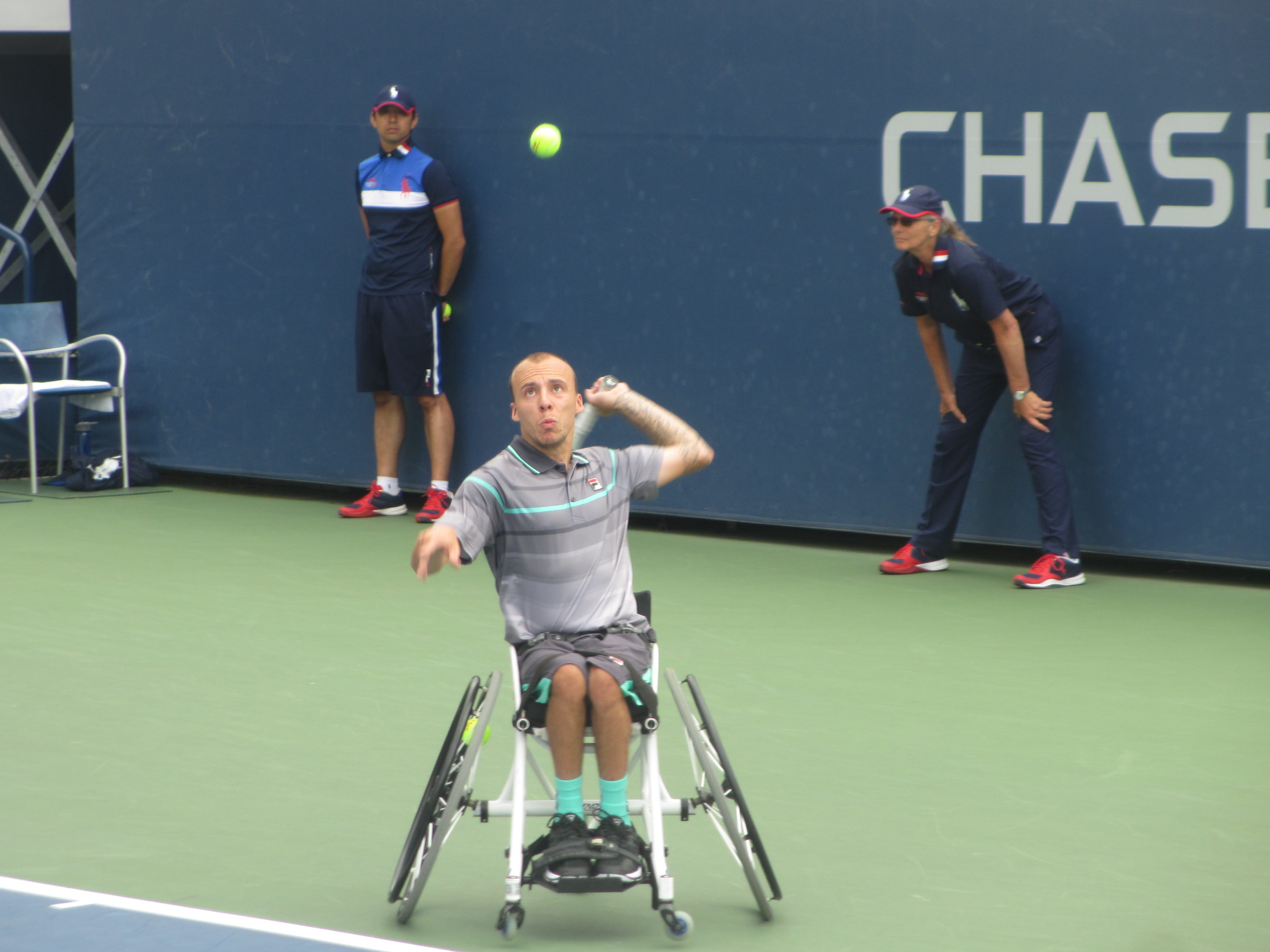 Wheelchair Tennis shows opportunity for inclusion in sports