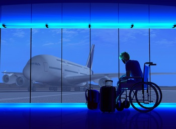 People With Disabilities Also Deserve to Fly