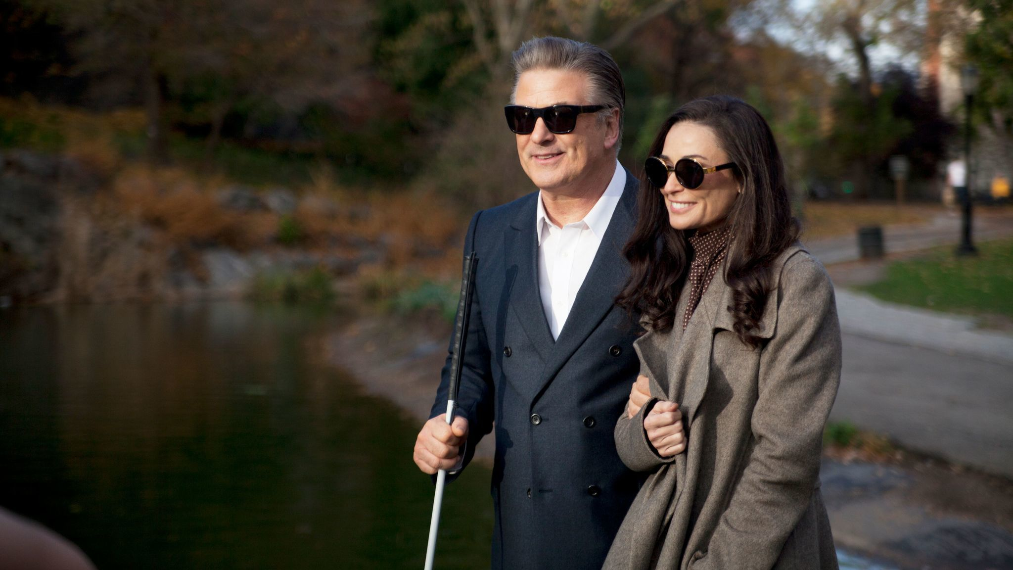 Ruderman Family Foundation Condemns 'Blind' Film for Casting Alec Baldwin in Disability Role