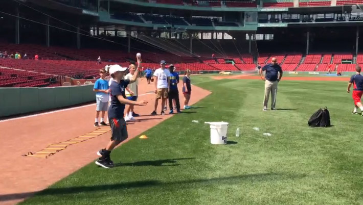 Risultati immagini per Red Sox host PLAY event at Fenway Park