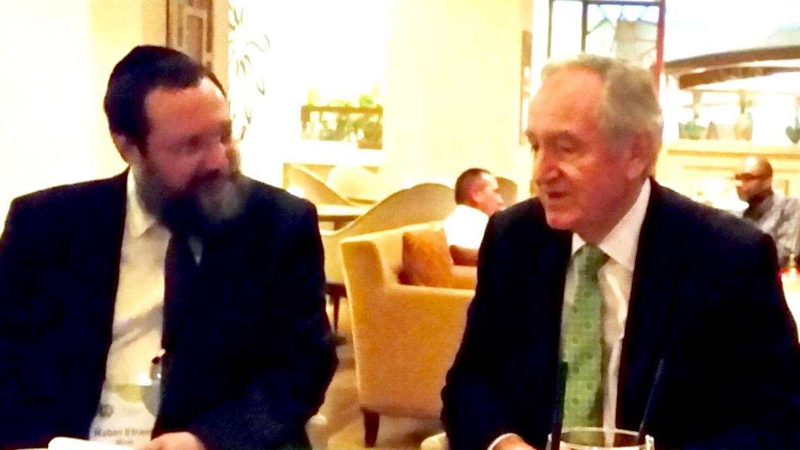 Ruderman-Chabad Inclusion Initiative goes global