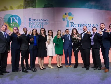 2017 Ruderman Inclusion Summit Highlights