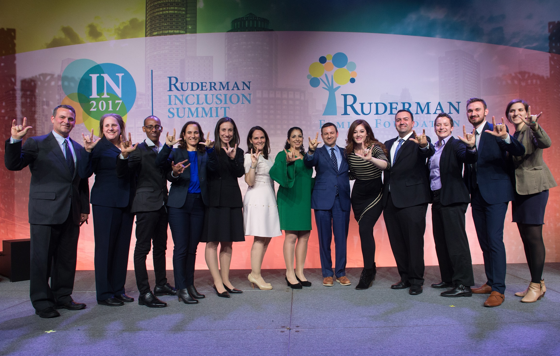 2017 Ruderman Inclusion Summit Highlights