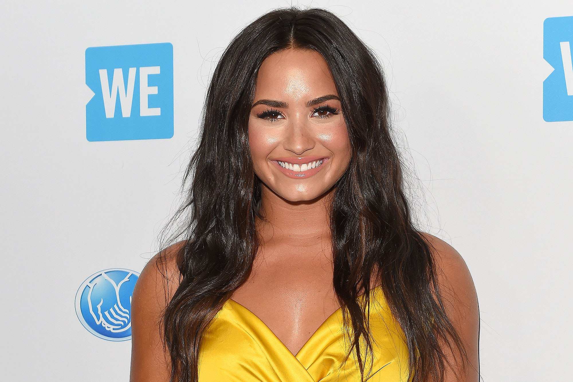 Watch: Demi Lovato Opening Up On Living With A Disability