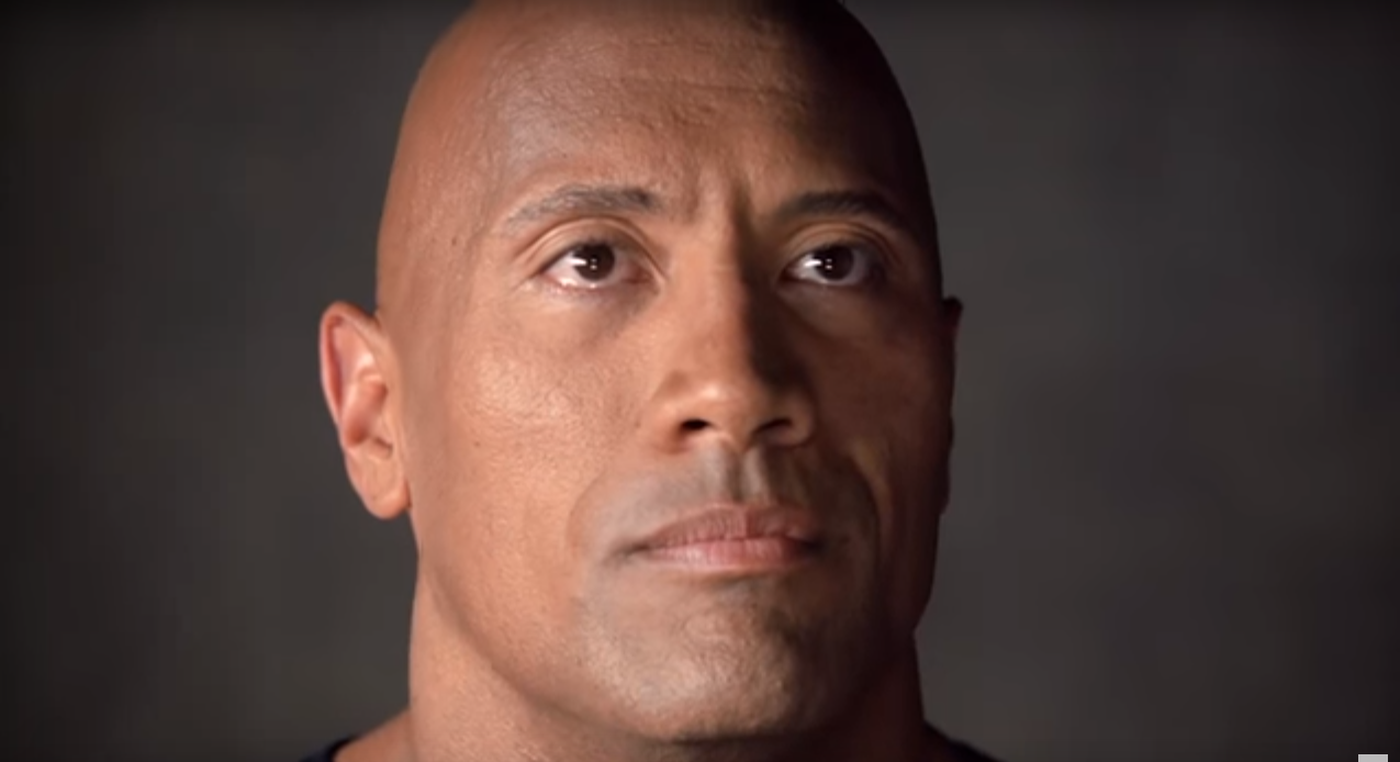 "Watch: Dwayne ""The Rock"" Johnson speaks about his experience with depression."