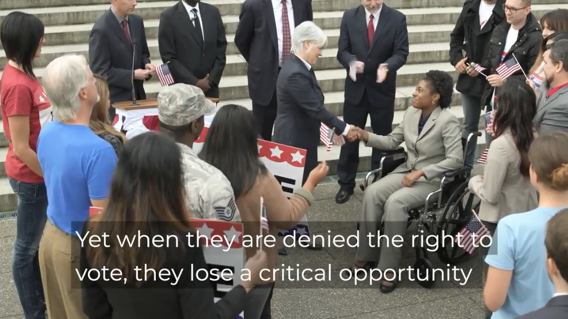 Voting Rights for People with Disabilities