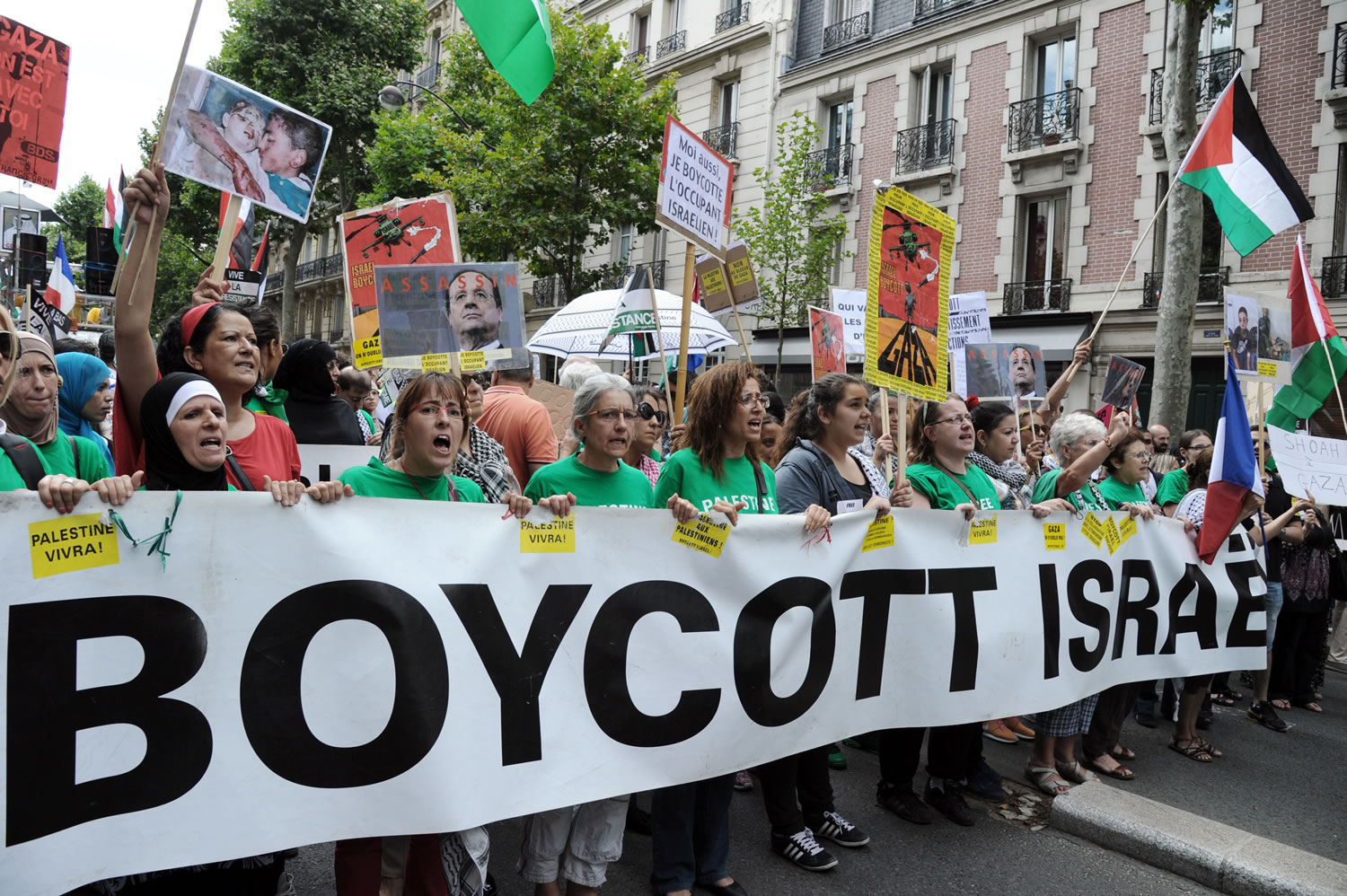 US Jewry and Its Fight Against The Boycott of Israel