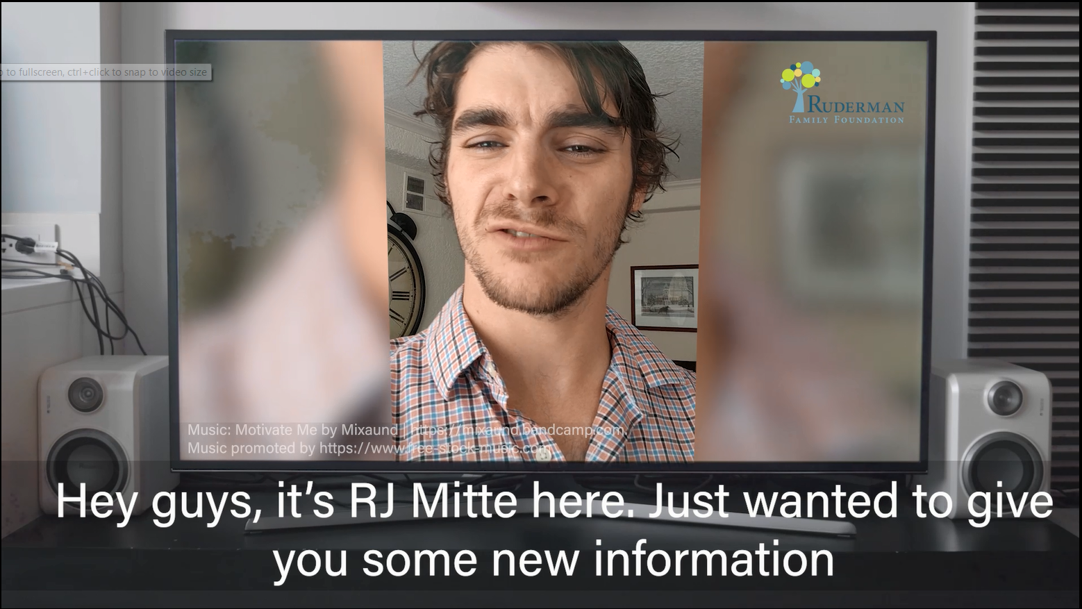 RJ Mitte Explains Our Disability Inclusion Market Research