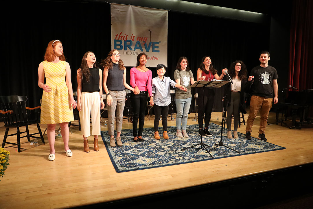 This Is My Brave – College Edition 2020 Tour