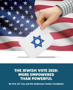 The Jewish Vote 2020